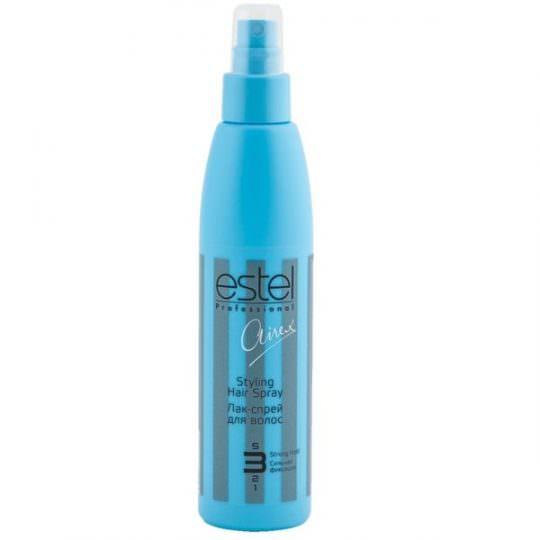 Лак-спрей для волос сильная фиксация ESTEL AIREX 200мл